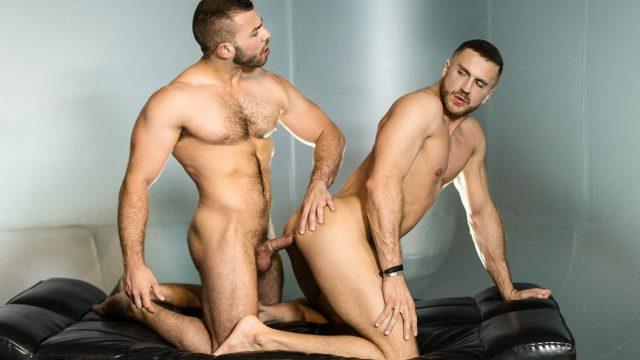Sexe gay viril et musclé – Diego Reyes & Emir Boscatto