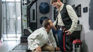 Star Wars , La parodie porno gay – Partie 2