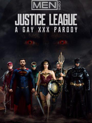Videos Justice League : La Parodie Gay XXX